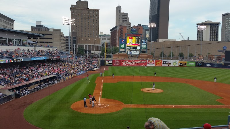 Foto van Fifth Third Field